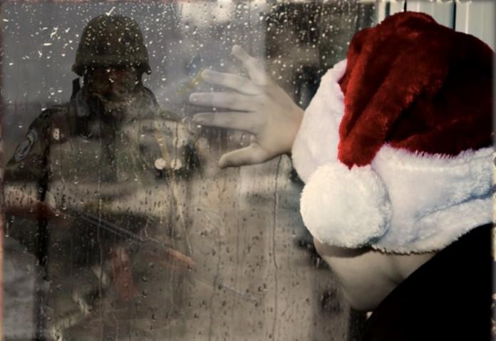 Święta bez taty to już szósta zbiórka dla dzieci osieroconych przez wojnę na Ukrainie