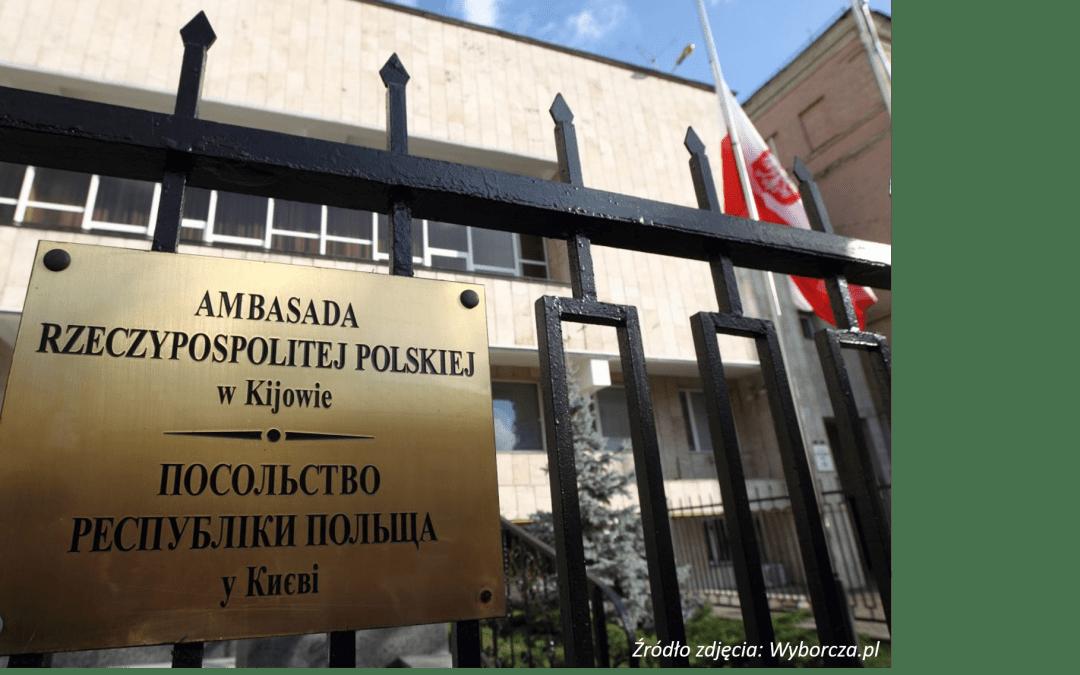 W 2019 r. Ukraińcy otrzymali 900 tys. polskich wiz