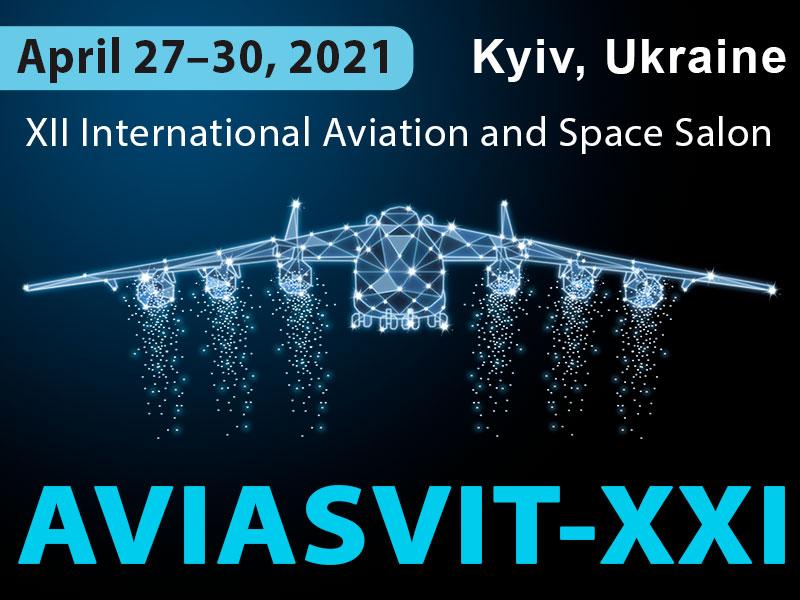 Zaproszenie do udziału w targach AVIASVIT i Misji Gospodarczej do Kijowa w dniach 27-30.04.2021