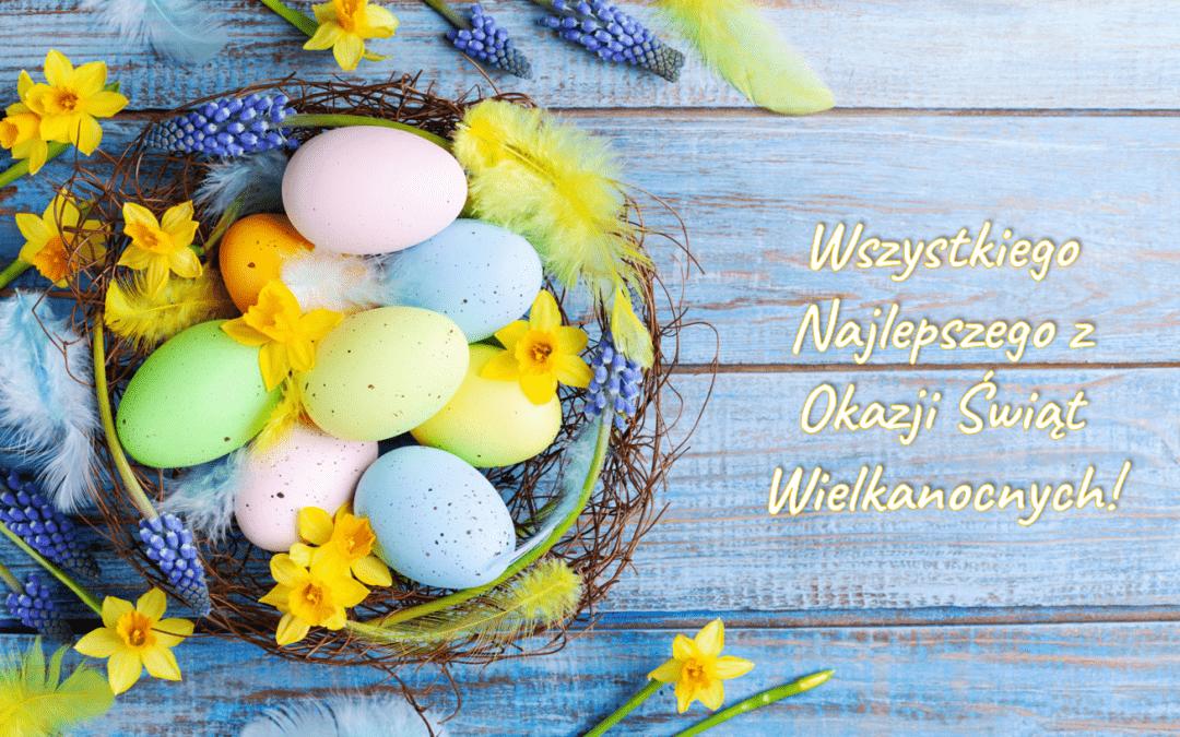Z okazji Świąt Wielkanocnych zespół Polsko-Ukraińskiej Izby Gospodarczej życzy dużo zdrowia oraz wszystkiego najlepszego!