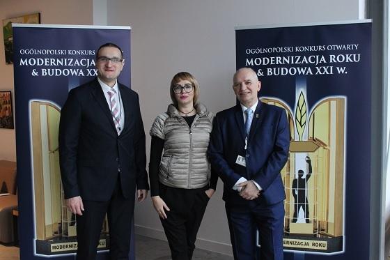 Modernizacja Roku&Budowa XXI w.