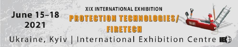 """Międzynarodowe targi ratownictwa i bezpieczeństwa pożarowego """"Protection Technologies / FireTech"""""""