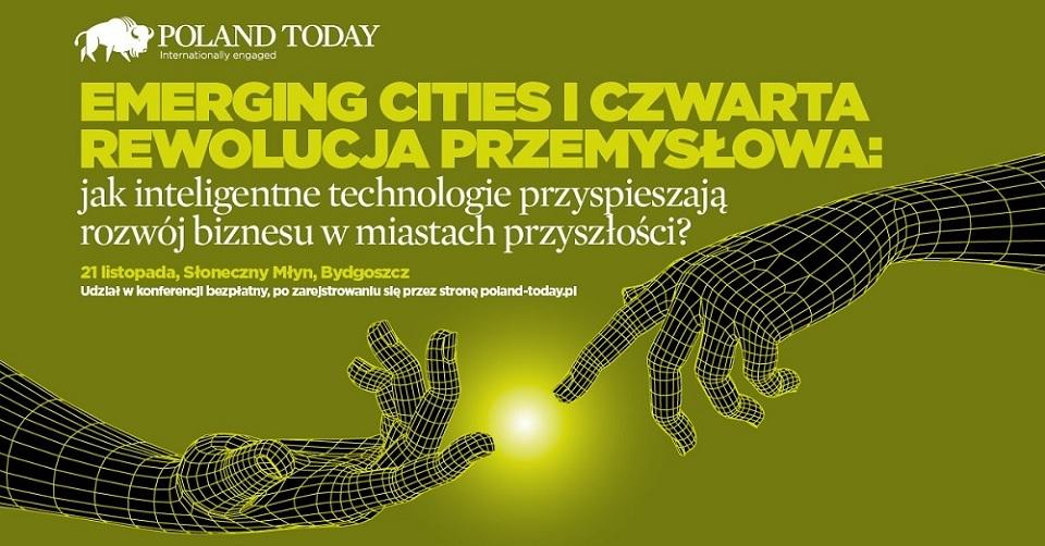 Emerging Cities: Bydgoszcz w obliczu czwartej rewolucji przemysłowej