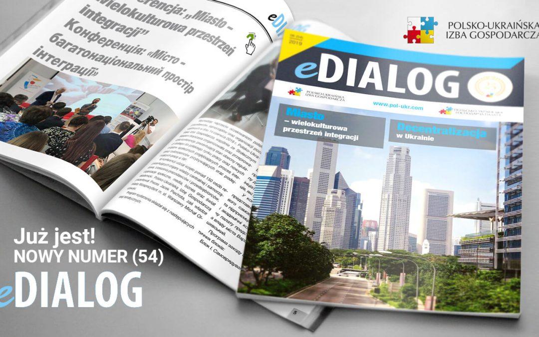eDIALOG 54 – nowy numer