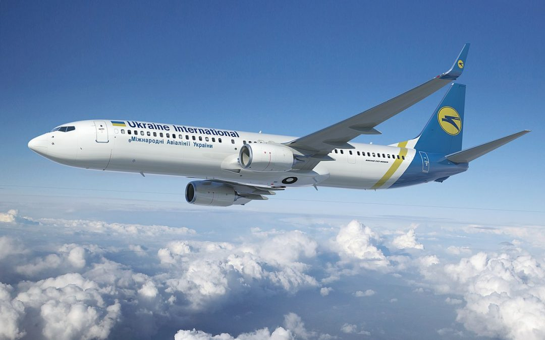 Відновлення авіарейсів Київ-Варшава-Київ