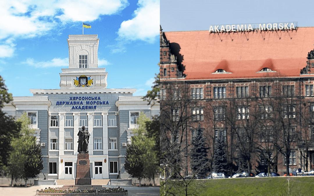 Partnerstwo akademickie Chersoń-Szczecin