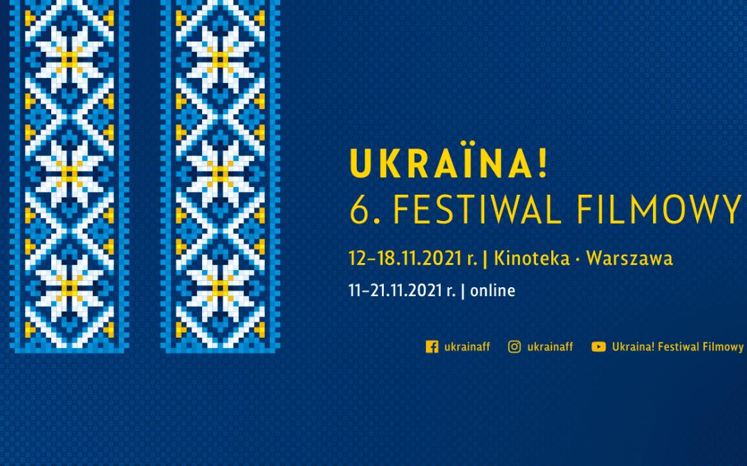 """PUIG partnerem """"Ukraina! 6. Festiwal Filmowy"""""""